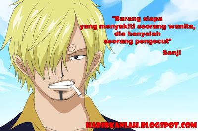 Kata Kata Mutiara Bijak Anime One Piece Resepseputarblog
