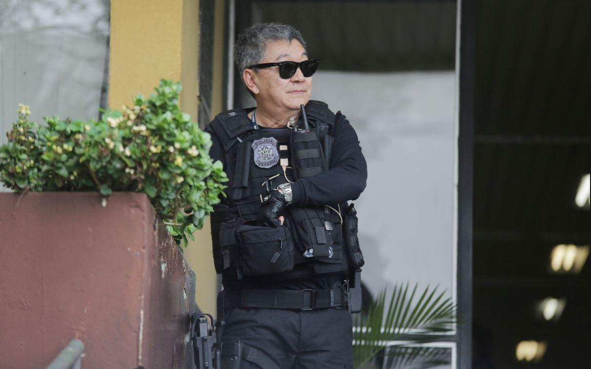 'Japonês da Federal' vai cumprir pena de tornozeleira