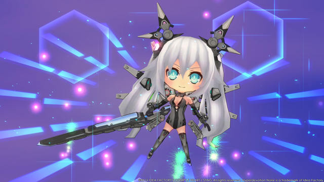 Hyperdevotion Noire: Goddess Black Heart PC Full