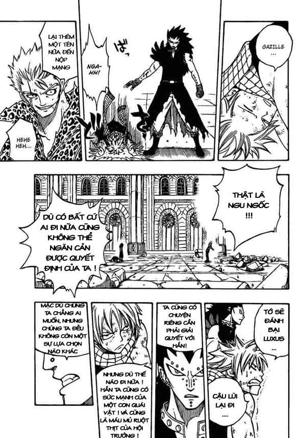 Fairy Tail chap 123 trang 14