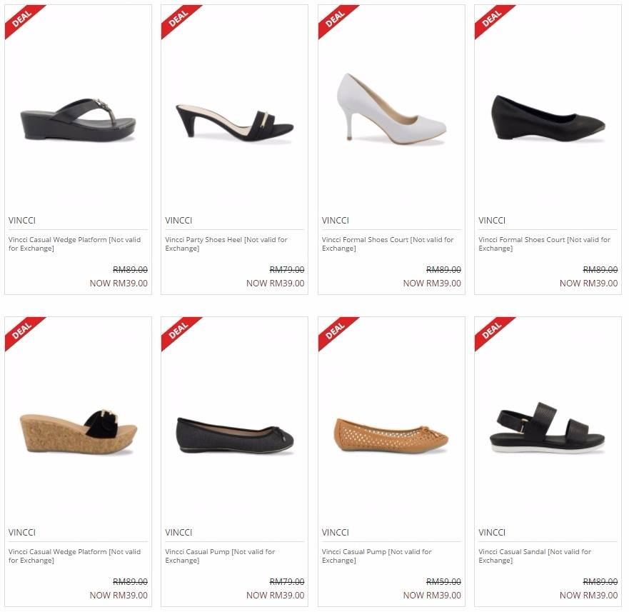 Padini Shoes Online