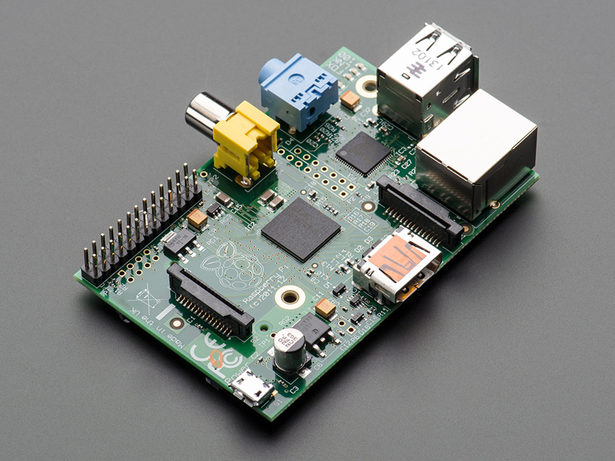 Turn a Raspberry Pi into NVR or DVR with Motion