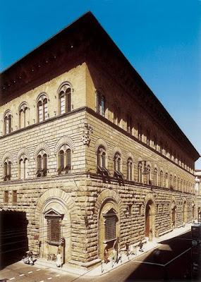 palazzo bugnato firenze