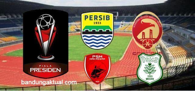Jadwal Lengkap Persib Bandung Grup A Piala Presiden 2018 - Stadion GBLA