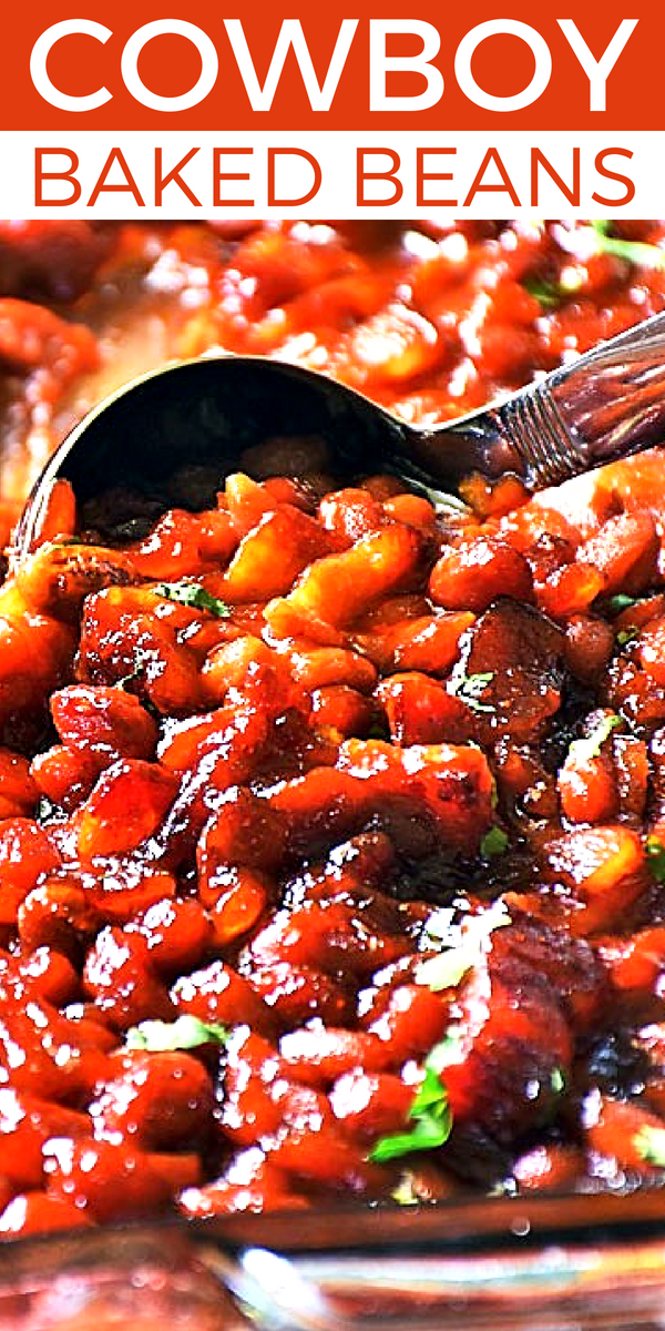 Cowboy Baked Beans on Pinterest