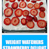 Weight Watchers Strawberry Delight Dessert