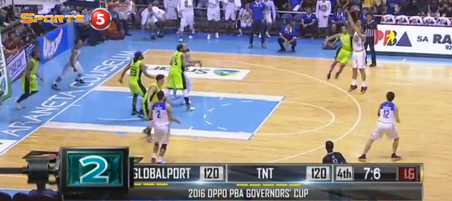 PBA Top 5 CLUTCH Plays: Elimination Round (VIDEO)