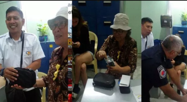 NAIA Taxi Driver Returns Php150,000 To A Passenger