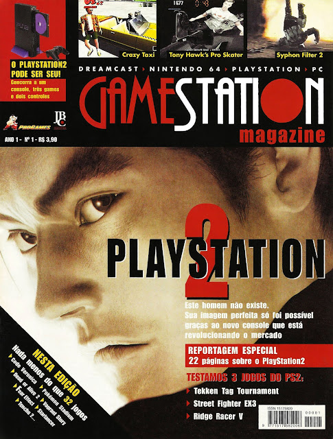 Gamestation Magazine N.01