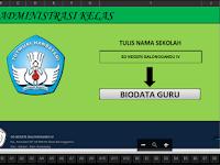 Aplikasi Pengadministrasian Kelas Untuk Jenjang SD SMP SMA dan Sederajat | Galeri Guru
