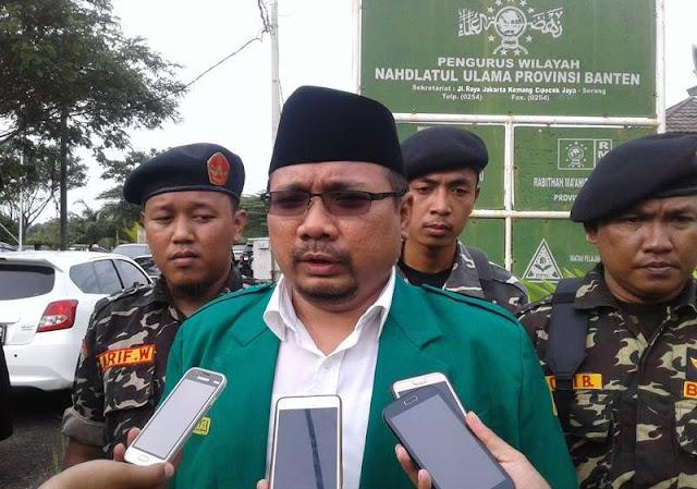 Ketum GP Ansor: Tidak Lama Lagi HTI Akan Almarhum