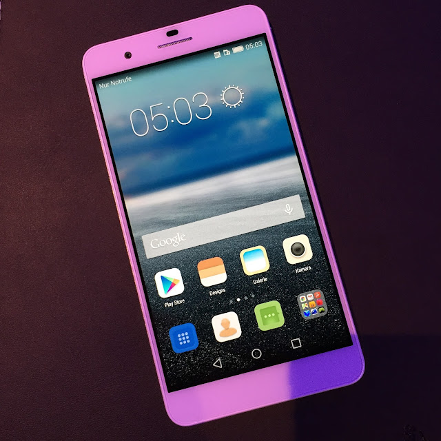 Huawai Honor 6 Plus Smartphone - Atomlabor Blog #honor6plusparty