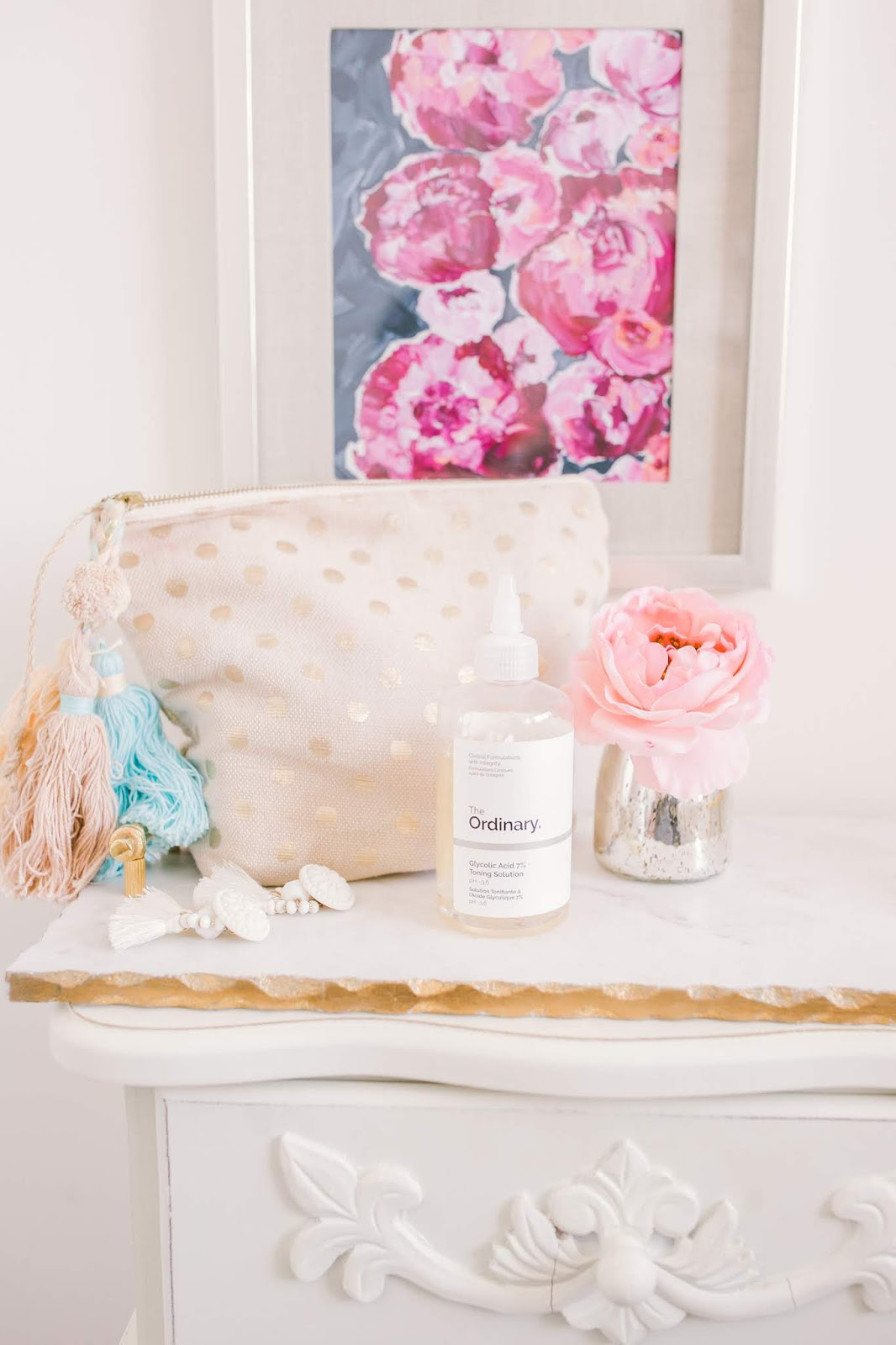 Bijuleni - 5  Products I use to Maintain My Skin Clear of Acne - Glycolic Acid 7% Toning Solution The Ordinary