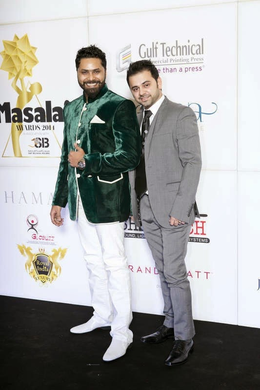 Abhijeet Adhvaryu, Masala! Awards 2014 Photo Gallery