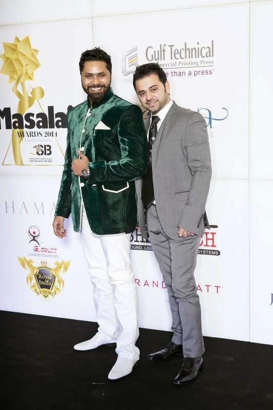 Abhijeet Adhvaryu, Masala! Awards 2014 Photo Gallery