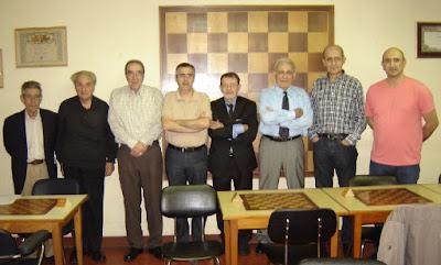 Asamblea de la SEPA en 2015 en Barcelona
