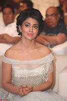Shriya Saran in Stunning White Off Shoulder Gown at Nakshatram music launch ~  Exclusive (34).JPG
