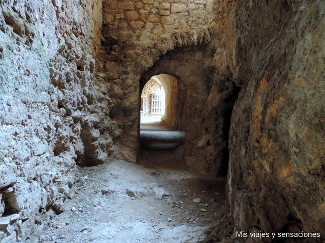Castillo de los Rojas, Poza de la Sal, Burgos