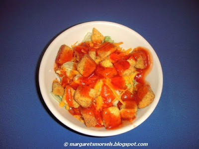 Margaret's Morsels | French Dressing