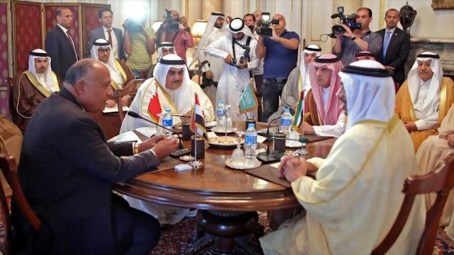 Inteligencia de EEUU: EAU encendió chispa de tensión Catar-árabes
