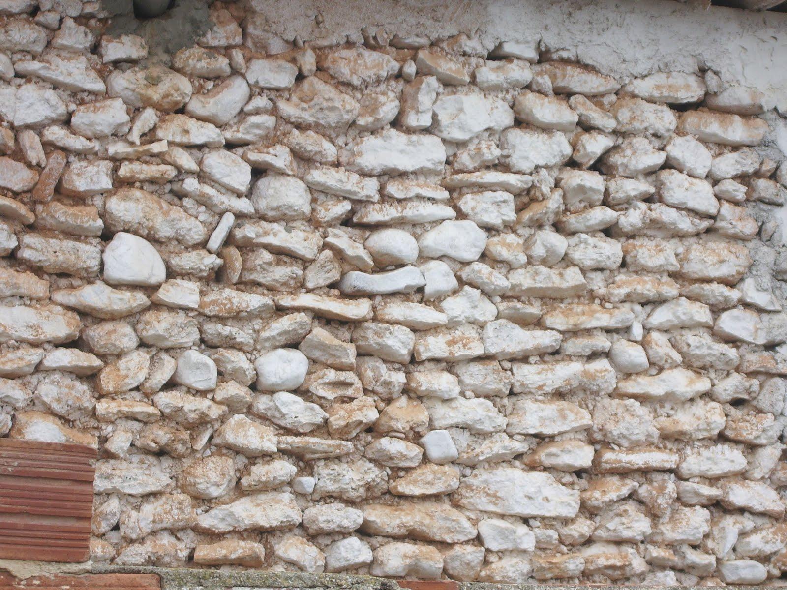 Plenas la piedra en la arquitectura tradicional - Muro de piedra natural ...