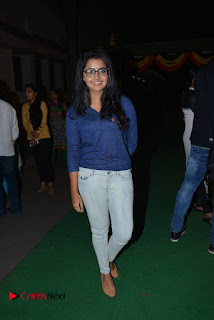 Actress Anupama Parameswaran Stills in Denim Jeans at Shatamanam Bhavathi Movie Preview Show  0004.jpg