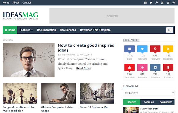 {*FREE*} Ideas Mag Premium Version Template Free Download