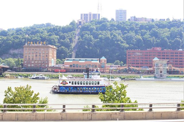 Mount Washington in Pittsburgh