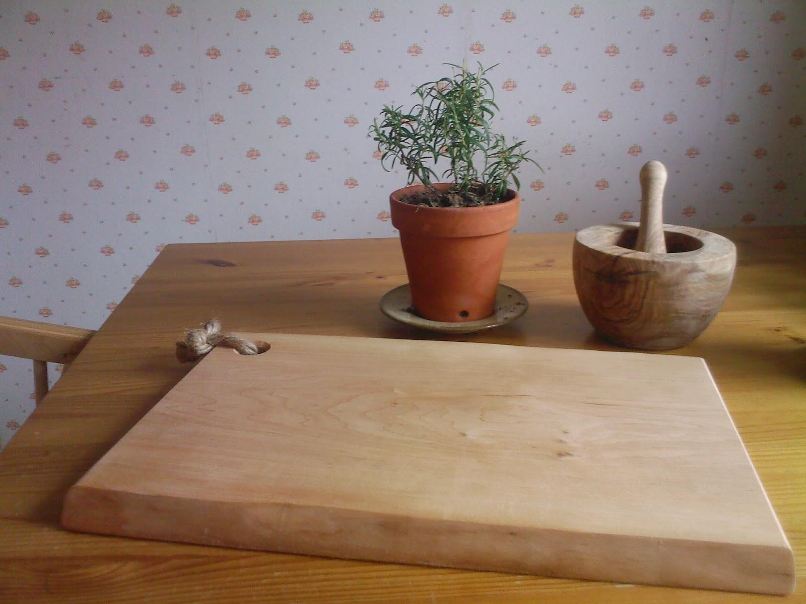 puinen leikkuulauta