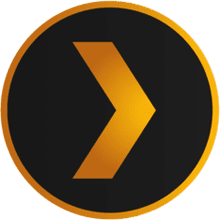 Plex Media Server logo, icon and free download