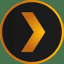 Plex Media Server logo, icon and free download