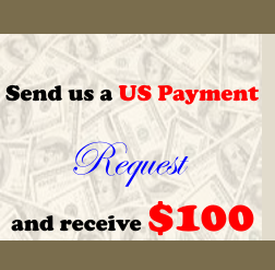 HOW TO MAKE 100 DOLLAR BY JULY 31 WITH PAYONEER, Submit your US Payment Request for a Chance to Win $100, us payment request | The Payoneer Blog, Send us a US Payment Request and receive $100, WE NEED YOU TO SEND US THE $100 USD, Get free money from Payoneer: request $100 to get paid.