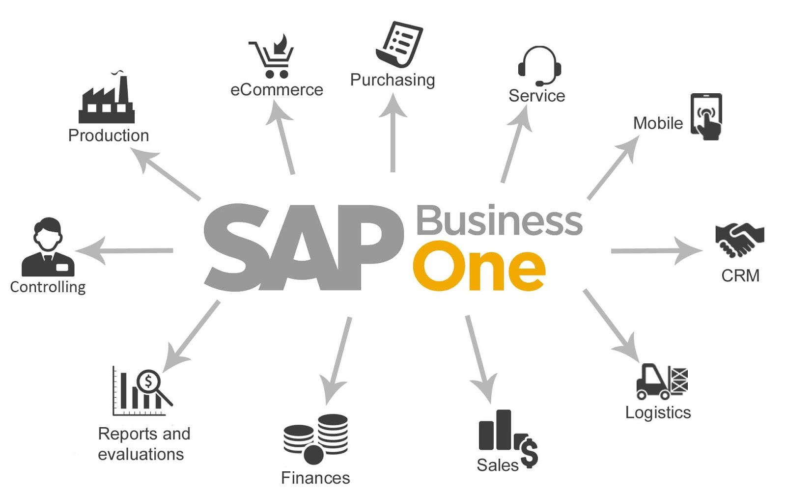 Corriere Del Web Sap Business One Il Software Sap Erp