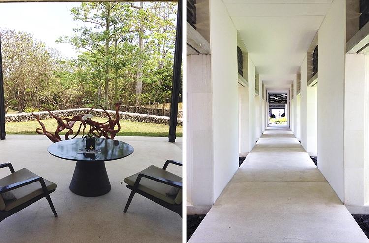 Euriental | fashion & luxury travel | Alila Villas Uluwatu, lobby areas