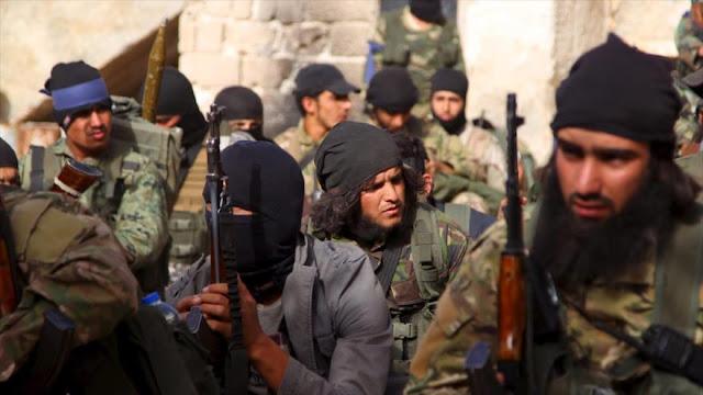 Rusia: EEUU prolonga conflicto en Siria para salvar a terroristas