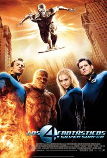 descargar Los 4 Fantasticos y Silver Surfer (2007), Los 4 Fantasticos y Silver Surfer (2007) español