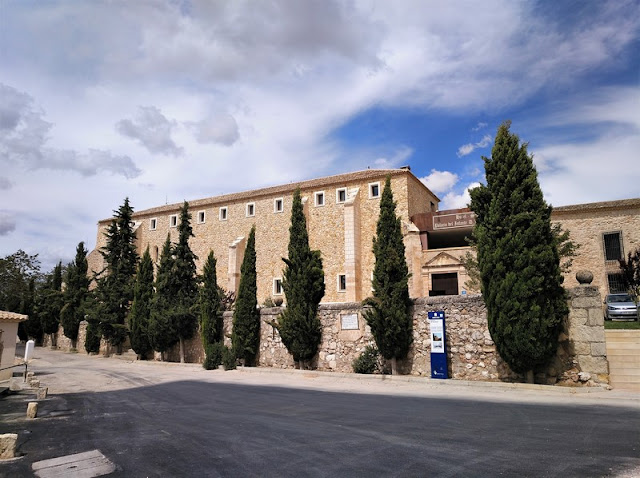 Belmonte, Palacio del Infante D. Juan Manuel