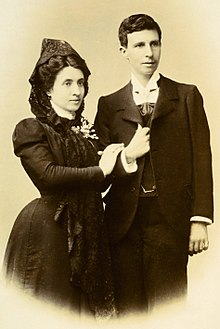 The first same-sex marriage in Spain takes place on 8 June 1901, in A Coruña, Galicia.