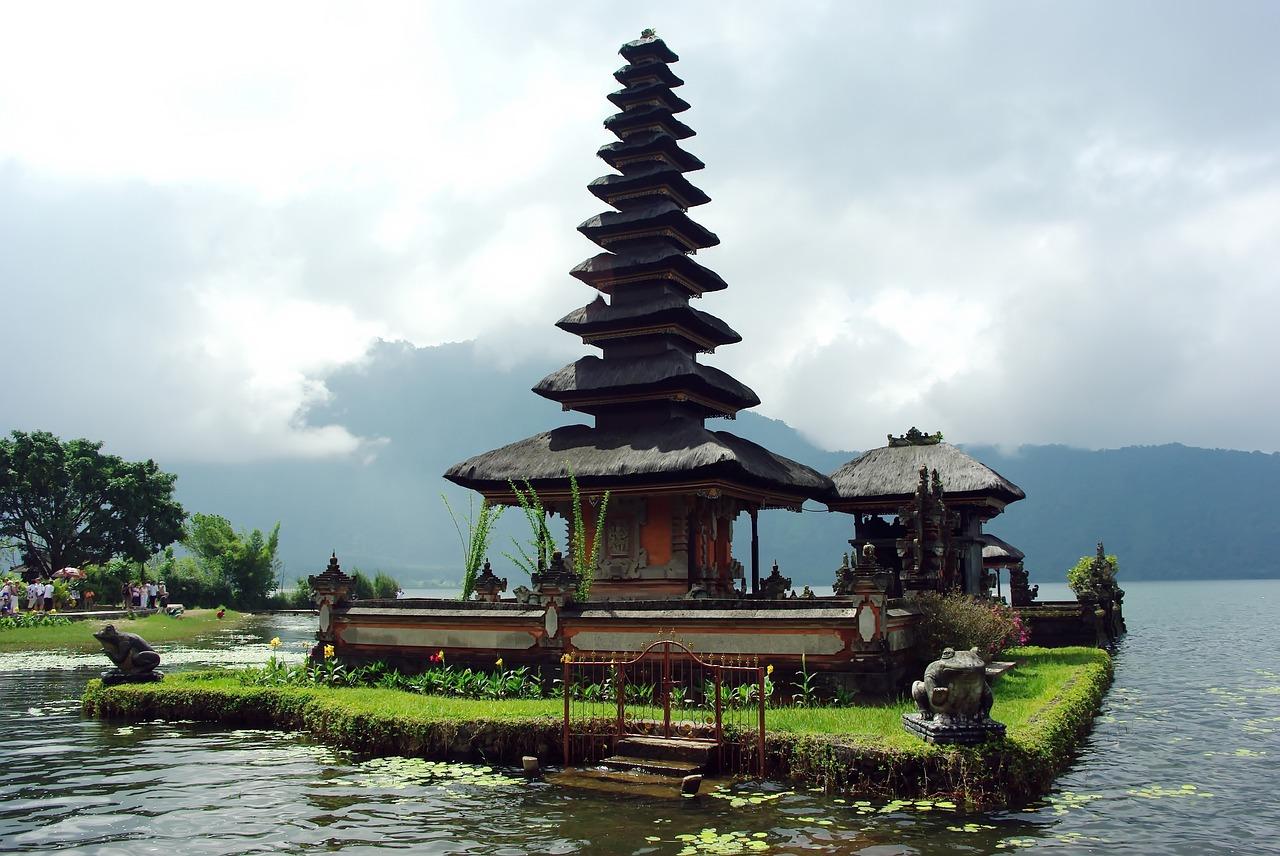 Indonesia Bali Temple