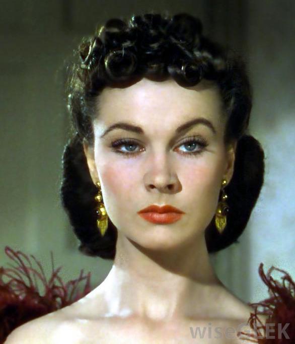 Today's News: Vivien Leigh - Biography Scarlett O Hara