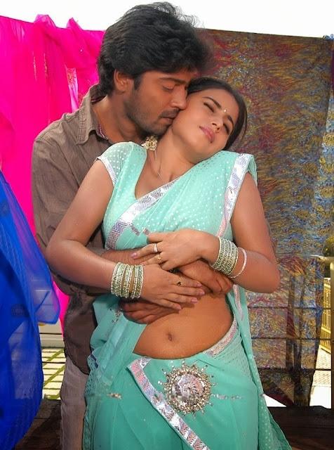 Only Actress Poorna Hot Romace By Allari Naresh At Seema -2017