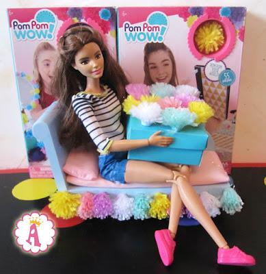Pom Pom WOW! товары для рукоделия для девочек