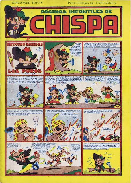 Chispa nº 2 (Toray,  1947)