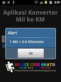 Download Gratis Source Code Aplikasi Android Konversi Jarak Menggunakan Phonegap