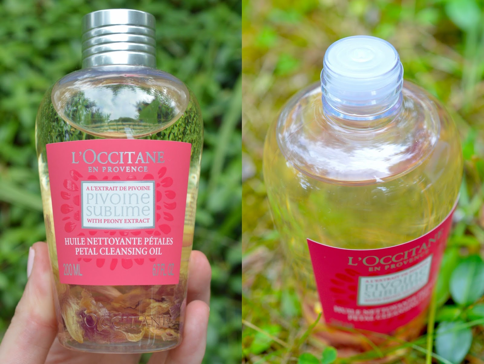 Peony Cleansing Oil