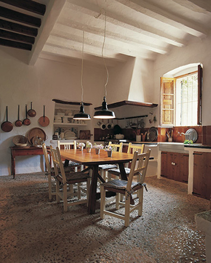 Charming Rustic Kitchen Ideas And Inspirations: Rustic Kitchen Inspiration