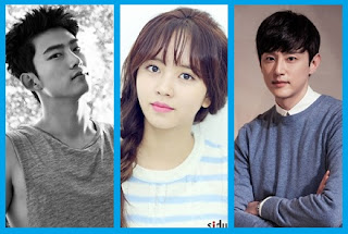 Let's Fight Ghost Korean Drama Main Cast