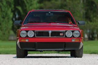 1985 Lancia Delta S4 Front
