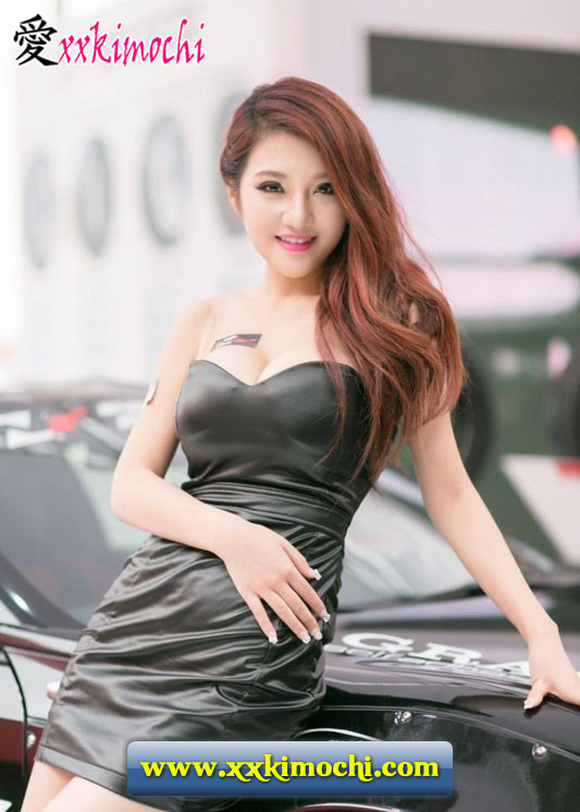 Foto Model Seksi dan Hot Asal China Gui Jing Jing 03