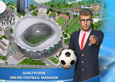 سلسلة فيديوهات شرح لعبة جول تايكون الربحية كاملة GoalTycoon Tutorial Vedios
